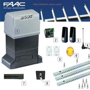 جک ریلی  فک مدل faac 844