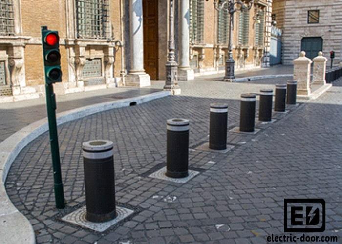تعمیرات راهبند ستونی با مشخصات