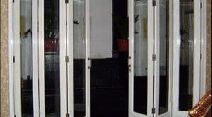 نصب درب شیشه ای برقی