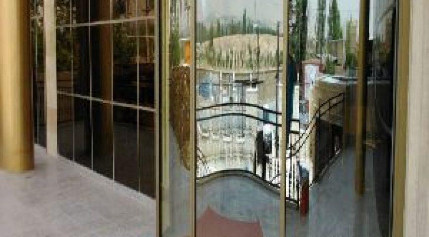 درب برقی مرکز تهران